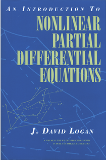 David Logan: An introduction to nonlinear partial differential equations
