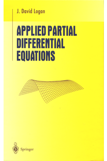 David Logan: Applied partial differential equations