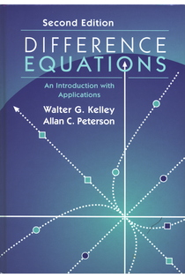 Allan Peterson: Difference equations 2nd ed