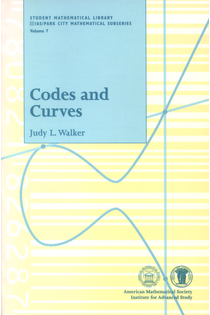 Judy Walker: Codes and curves