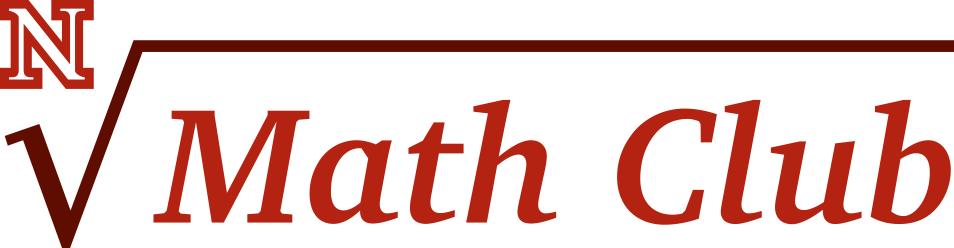 Math Club Department Of Mathematics University Of